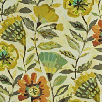 draperii flori