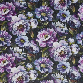 draperie flori