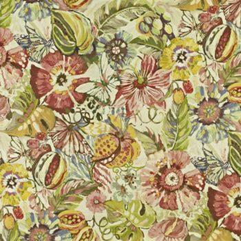 draperii colorate